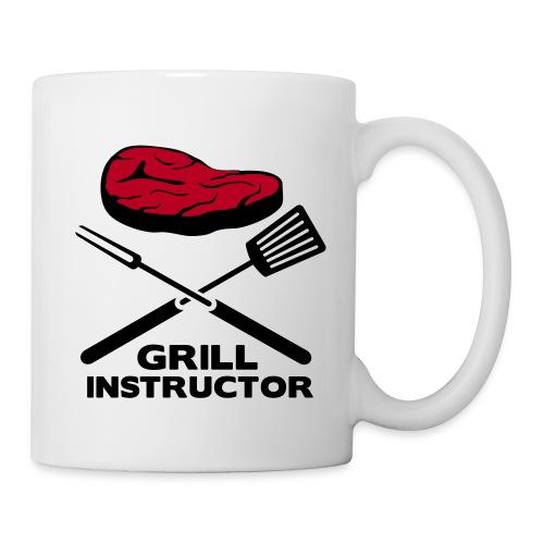 Grill Instructor - Tasse