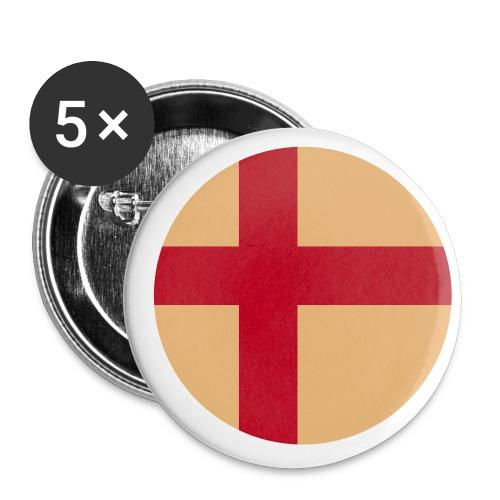 anstecker_england - Buttons klein 25 mm