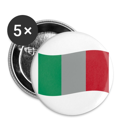 anstecker_Italien - Buttons klein 25 mm