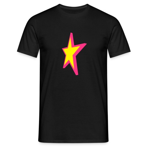 Star_01 - T-shirt Homme