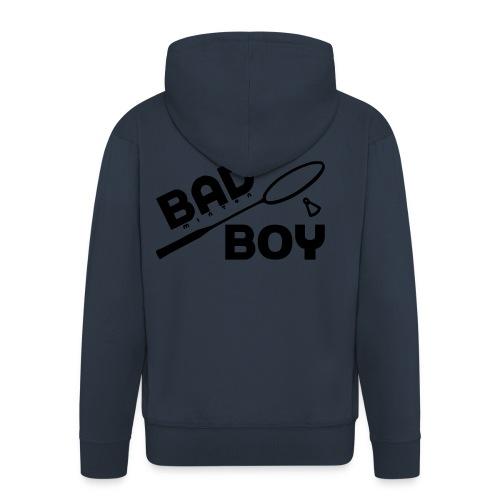 Badminton boy - Veste à capuche Premium Homme