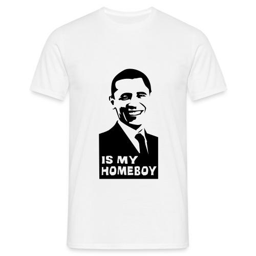 OBAMA! - T-shirt herr