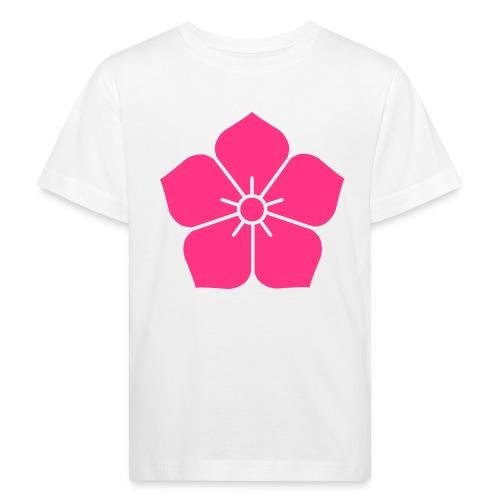 Flower - Ekologisk T-shirt barn