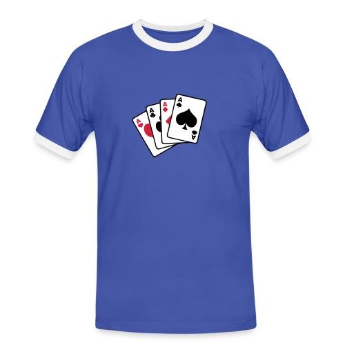 4aces - Men's Ringer Shirt