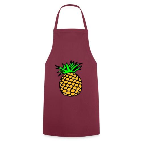 Tablier de cuisine Ananas - Tablier de cuisine