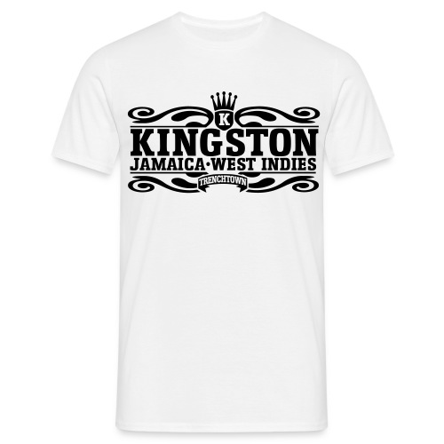 KINGSTON new - T-shirt Homme