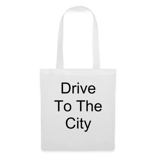 Drive To The City Tote Bag - Tote Bag
