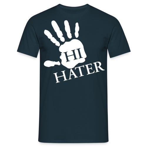 Micsness Shirt Hater - Männer T-Shirt