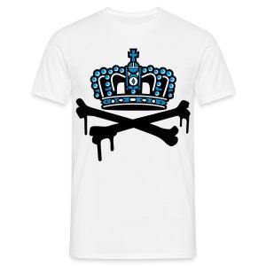 Royall Pirate White - Mannen T-shirt