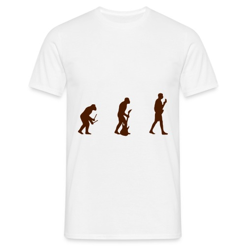 T-shirt Evolution - T-shirt Homme