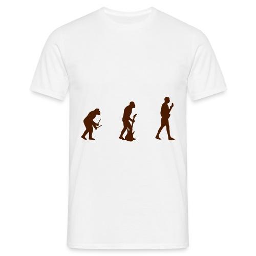T-shirt Evolution - T-shirt Homme