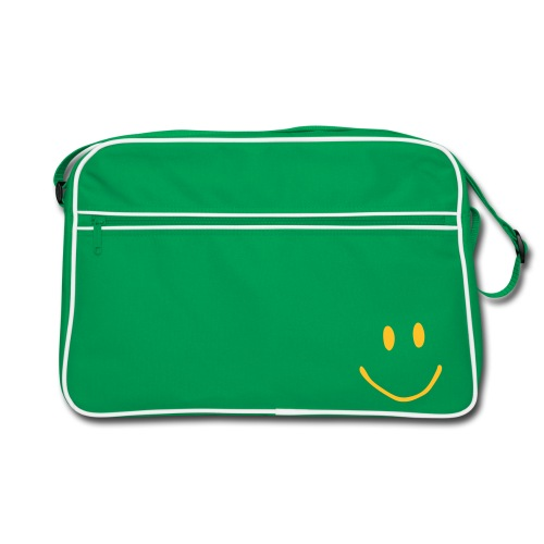 Smiley - Retro Bag