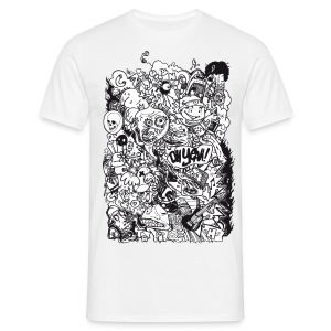 Rock and U ? - T-shirt Homme