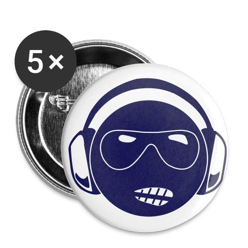 Detroit distribution badge 2 - Buttons large 56 mm