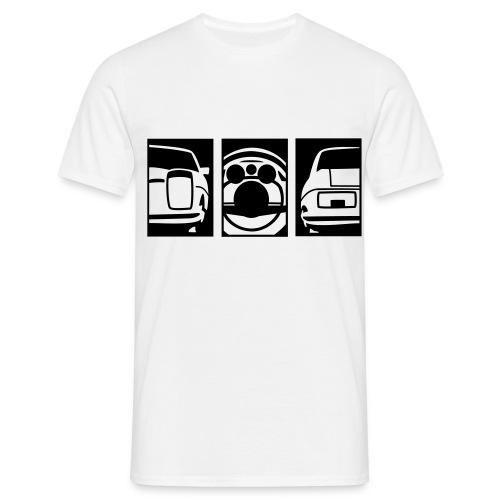 /8 x3 - Männer T-Shirt