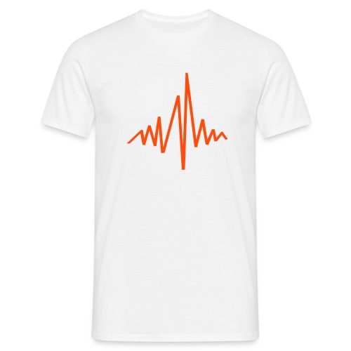 Heart Rate - Men's T-Shirt