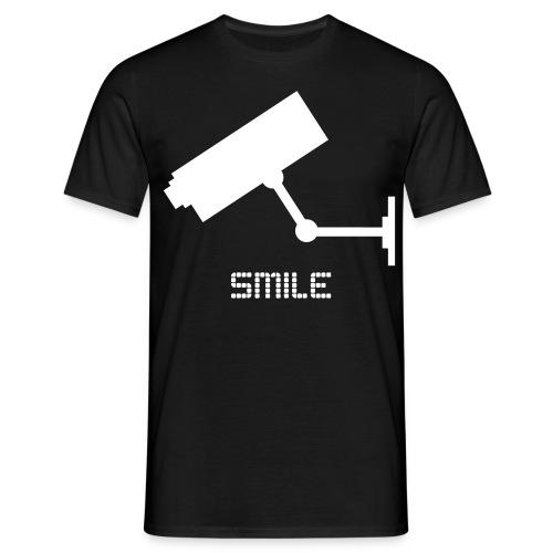 Überwachungsstaat - Männer T-Shirt