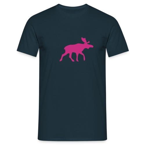 Pink Moose - Men's T-Shirt