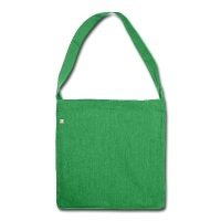 Keep Calm and Drift on - Schultertasche aus Recycling-Material