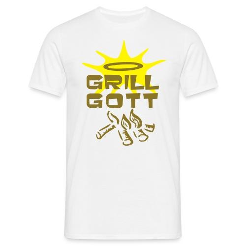 grillgott - Männer T-Shirt