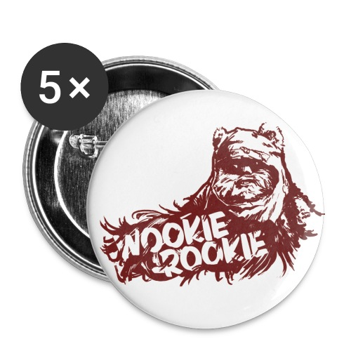 Visualicious Wookie Rookie 1.0 Button - Buttons mittel 32 mm