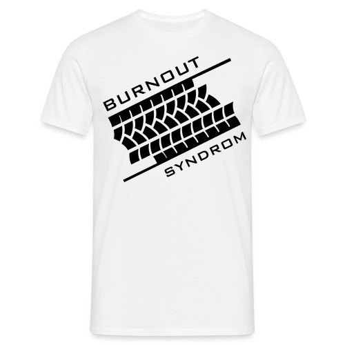burnout syndrom - Männer T-Shirt