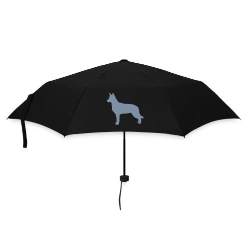 Australiankelpie sateenvarjo sininen - Sateenvarjo (pieni)