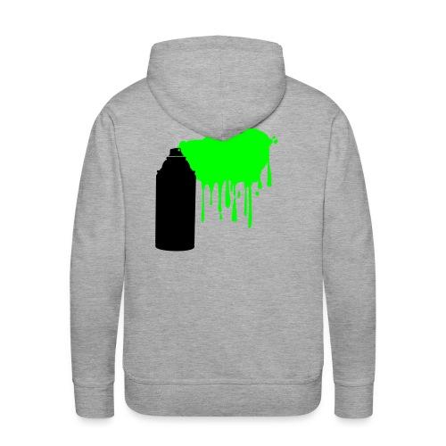 Spray hoodie - Men's Premium Hoodie