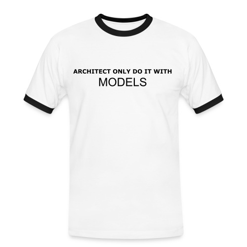 Architect's Tee-shirt - Men's Ringer Shirt