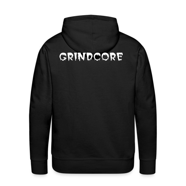 Grindcore 3-sided (with print on hood)