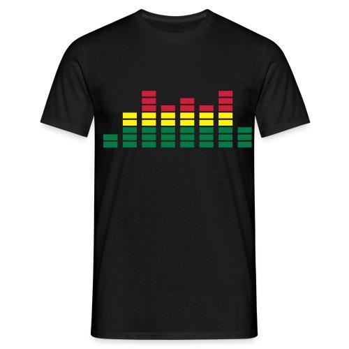 Equalizer Rasta Homme  - T-shirt Homme