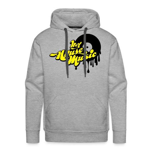 musicnumberone - Sweat-shirt à capuche Premium pour hommes