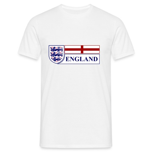 England Design - Men's T-Shirt