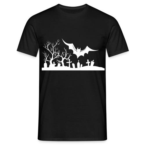 graveyard - Männer T-Shirt