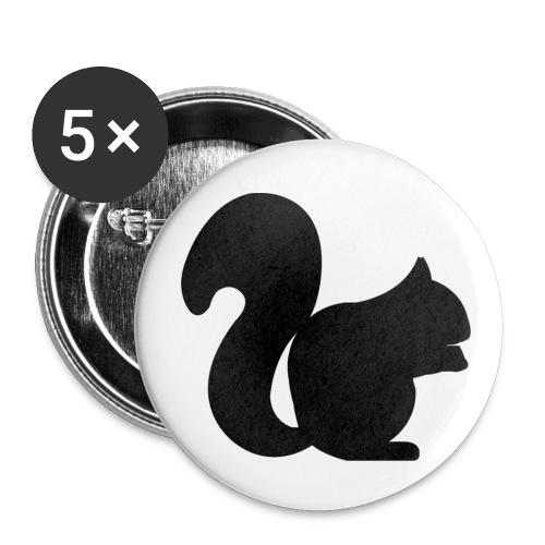 Squirrel - Buttons klein 25 mm