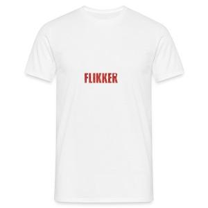 flikker - Mannen T-shirt