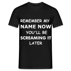 SAYINGS - Men's T-Shirt