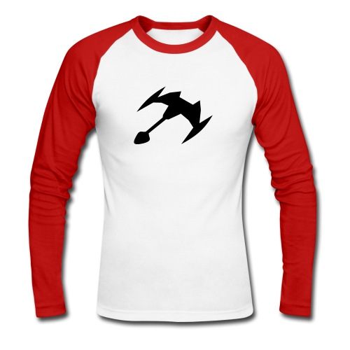 cloak - Men's Long Sleeve Baseball T-Shirt