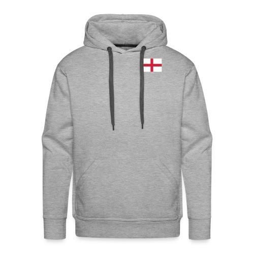 LOVE ENGLAND - Men's Premium Hoodie