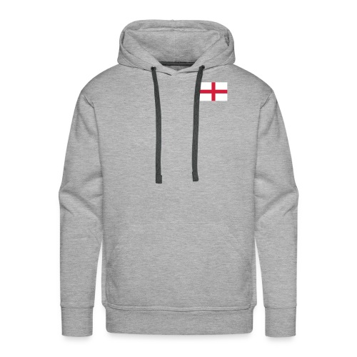LOVE ENGLAND 2 - Men's Premium Hoodie