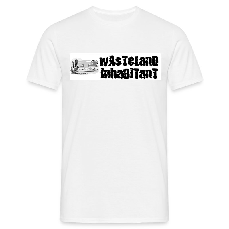 Shirt - Wasteland Inhabitant - Männer T-Shirt
