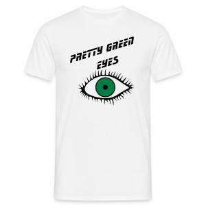 Pretty Green Eyes - Ultrabeat Tee - Men's T-Shirt