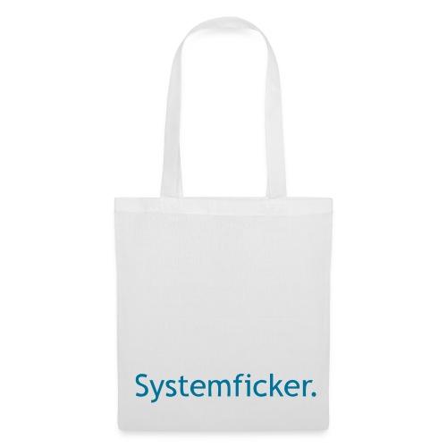 Systemficker Einkaufstasche - Stoffbeutel
