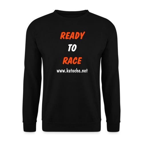 Ready To Race www.katoche.net - Sweat-shirt Homme