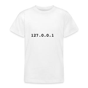 Localhost - Teenage T-shirt