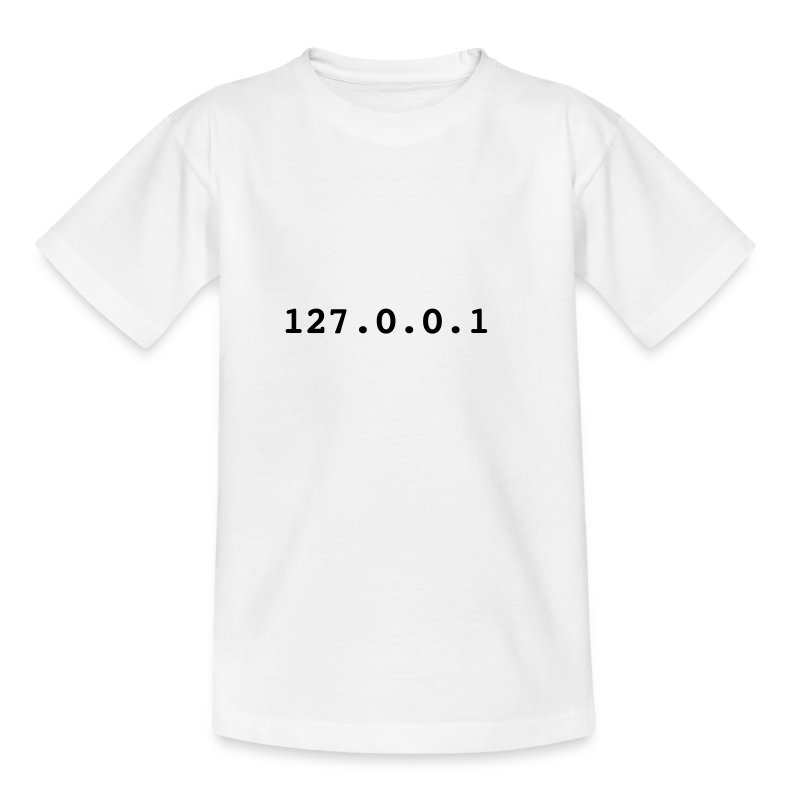 Localhost - Teenage T-shirt