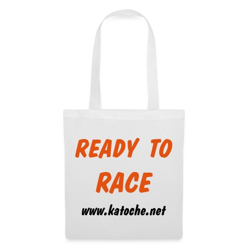 Ready To Race www.katoche.net - Tote Bag