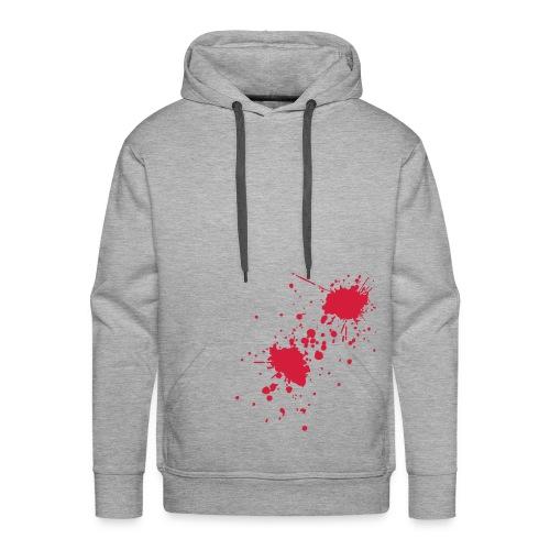 Blood Of Norway - Premium hettegenser for menn