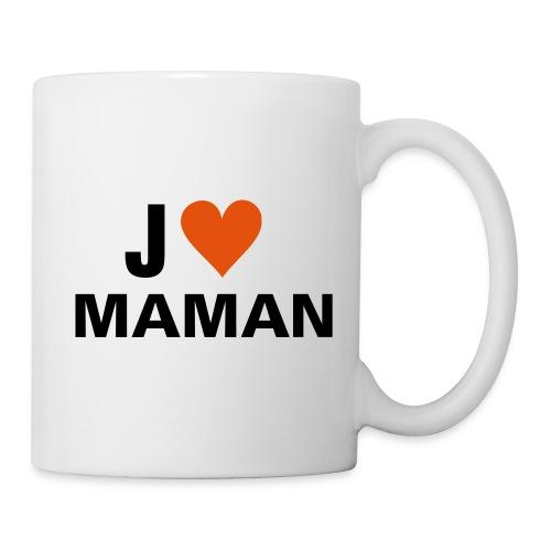 Mug maman - Mug blanc