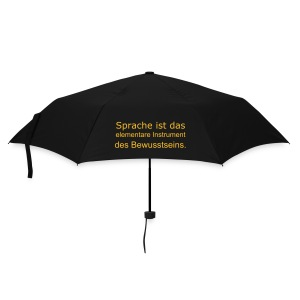 sprache umbrella - Umbrella (small)